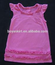 korean children clothing Sweet Ivy Tea Dress Casual Girls Swim Cover Basics toddler rose red beach dress casual wear