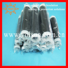 Cold shrink insulation of secondary splices