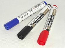 Wholesale office& school large capacity rechargeable white board pen erasable marker pen