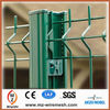 china manufactuer wrought iron fence/Security Barricade Fence/garden fence made from galvanized welded wire mesh panel