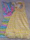 chevron maxi girls dresses children wholesale beautiful girls without dress sexy frock ruffle maxi dresses with two straps