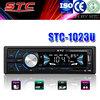 auto radio 1 din low power car mp3 player with fm transmitter stc-1023u