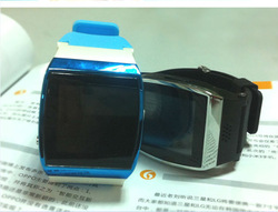 Single sim card watch mobile phone touch screen support SMS,facebook, twitter,e-mail,SMS