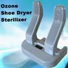 Professional or home use antibacterial shoe deodorant