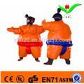 2014 caliente de la venta de equipos de deportes traje de acolchado de espuma de sumo trajes para adultos
