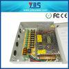 2014 New Arrival 12V 10A 9CH 120W ptc fuse cctv power supply