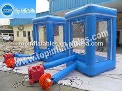 inflatable cash cube cash grab money for promotion