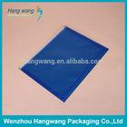 fashion plastic a4 pvc ziplock document file bag