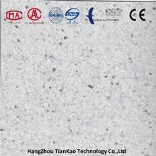 Homogeneous vinyl PVC floor
