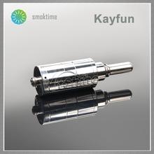 Wholesale factory price gold kayfun lite plus rba atomizer of variable voltage