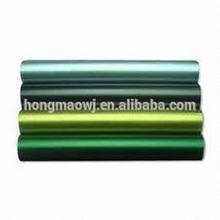 aluminium tube hard anodized