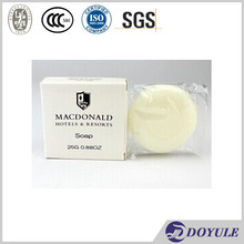 2014 NEW DESIGN DISPOSABLE LUXURY SOAP WITH CHEAP PRICE YANGZHOU