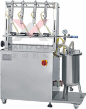 XG-350 Perfume Filling Machine (With Four Filling Nozzles)