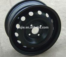 16 Inch Car Steel Rim Snow Wheel with 5x114.3 PCD