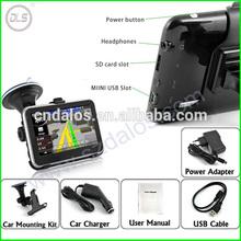 "2014 Cheapest 4.3"" Portable Car GPS, High quality 4.3 inch Car GPS Navigator, OEM/ODM manufacturer Portable Car GPS Navigation"