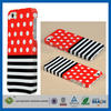 C&T Dots and stripes plastic hard cover for iphone 5 oem cases