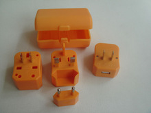 New! 2014 Universal Adapter plug/travel adapter/plug sockets