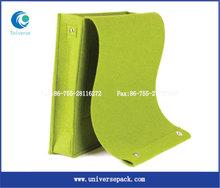 new design custom felt carry bag