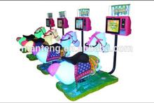 3D Video Horse Racing Machine Video Arcade Game