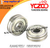 YCZCO all kinds of miniature ball bearing 626zz