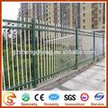 De alta seguridad y pratical al aire libre soldada de malla de alambre de la cerca( fabricación)