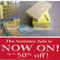 Basalt rock wool insulation with big discounts