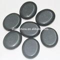 2014 100% nero massaggio pietre di basalto calde