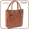 2014 new high quality ladies cowhide leather shoulder tote bags