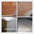 buena calidad precio bajo de embalaje de madera contrachapada de la hoja