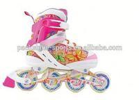 New ajustable skates shoes professional