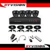 4ch Camera DVR kit/CCTV System