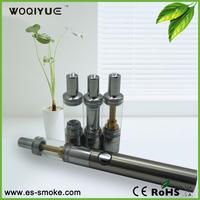 2014 original design 3-in-1 chamber e cig glass globe vaporizer pen with huge vapor