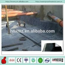 China 1.5mm 2.0mm modified bituminous self adhesive waterproofing membrane
