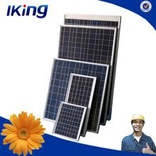220w Poly Solar Panel Factory Offer 2W-300W Mono Poly Solar Panel Module
