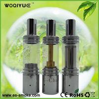 2014 original design 3-in-1 chamber e cig dry herb chamber vaporizer pen with huge vapor