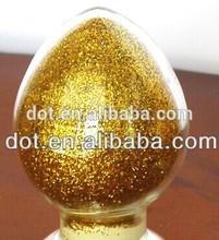 Most Popular golden glitter powder for various area