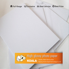 inkjet glossy photo paper, paper a4 printing 120g