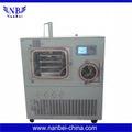 Lgj-30f superior de la prensa mejor precio libre de cfc refrigeración congelación al vacío secador/liofilizador de laboratorio