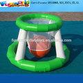 Inflado de água de esportes bolas, basquete inflável jogos para venda