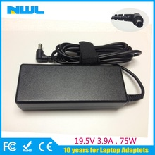 original laptop ac adapter vgp-ac19v37 for sony 19.5v 3.9a with best price