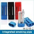 fumare acqua di vetro del tubo