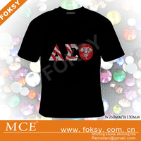 delta sigma theta iron on rhinestone transfer