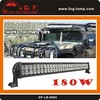 180W Led Work Light Bar SUV Boat Driving Lamp Flood and Spot Combo Offroad 4WD