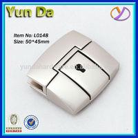 briefcase with security locks, briefcase code lock, metal suitcase locks L0148