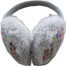 knitted earmuff