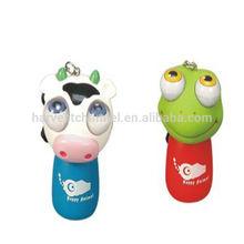 novelty animal gift stretchy ballpen For Promotion