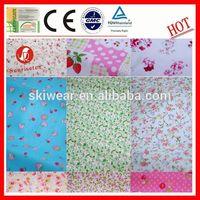 factory sale eco-friendly cotton white nurse uniform fabric