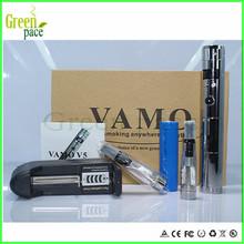 Best 3-6v,3-15w vv vw e cigarette vamo v5 kit,vamo v5 battery lcd shows puffs and electricity,resistance