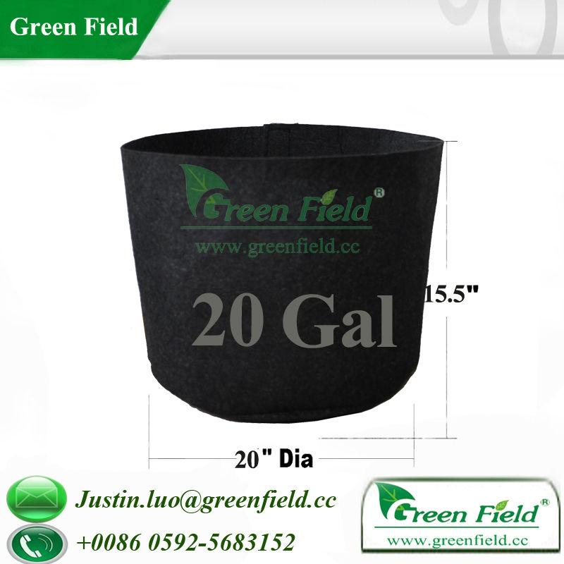 Green Smart Pots Green Field Smart Pots 20