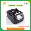 Large Stock Electric power tool battery for Makita BL1830 (3.0AH 4.5 Ah ) makita 14.4v battery